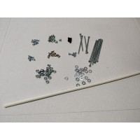 Hardware Kit for MTM ACR4-18 Double Decker w/ Easy Remove PS